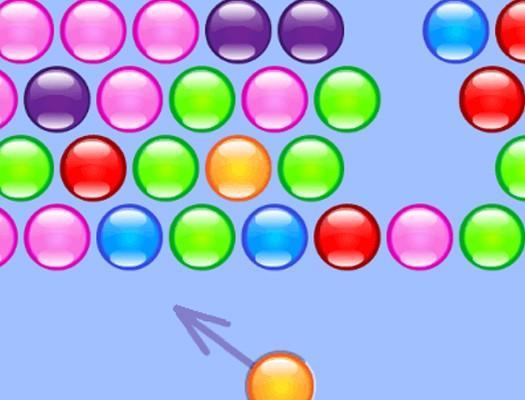 Jetzt Spielen Bubble Hit