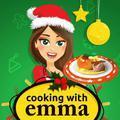 Bratäpfel mit Zimteis – Kochen mit Emma