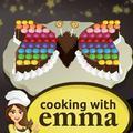 Schoko Schmetterling – Kochen mit Emma