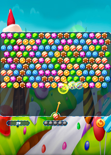 Image Bubble Shooter Candy
